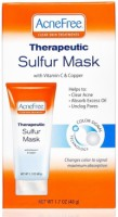 AcneFree Therapeutic Sulfur Mask 1.7 oz