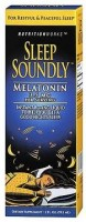 Nutritionworks Sleep Soundly Liquid 2 oz [035046067328]