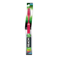 Reach Crystal Clean Toothbrush, Medium 1 Ea [840040195096]