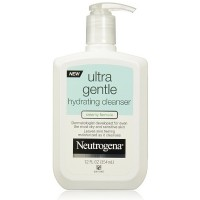 Neutrogena Ultra Gentle Hydrating Cleanser, Creamy Formula 12 oz [070501872963]