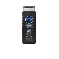 Nivea Men Rock Salts Body Wash 16.9 oz [072140024666]