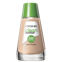 CoverGirl Clean Sensitive Skin Foundation 1 oz [046200003328]