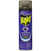 Raid Flea Killer Plus Carpet & Room Spray 16 oz [046500016516]