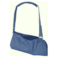 "ProCare 79-84157 Blue Vogue Arm Sling, Large, 8.5"" Envelope Size Depth, 17.5"" Length 1 ea [888912032674]"