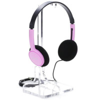 Sony Pin Childrens Headphones, Pink 1 ea [027242736092]