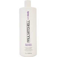 Paul Mitchell Extra Body Daily Rinse, 33.8 oz [009531112237]