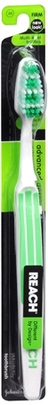 REACH Advanced Design Toothbrush Firm Full Head 1 Each [381370072386]