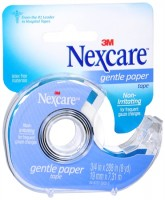 Nexcare Gentle Paper Tape 3/4 Inch X 8 Yards 8 Yards [051131669925]