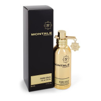 MONTALE Pure Gold Eau De Parfum Spray, 1.7 oz [3760260451994]