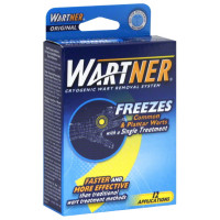 Wartner Cryogenic Wart Removal System, 12 Applications [375137830005]