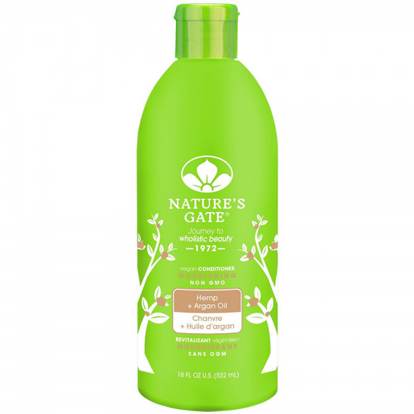 Nature S Gate Hemp And Argan Oil Conditioner