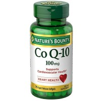 Nature's Bounty Co Q-10 100 mg Softgels 75 ea [074312511356]