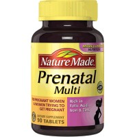 Nature Made Prenatal Multi Dietary Supplement , 90 Tablets ea [031604014995]