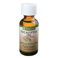De La Cruz, Pure Eucalyptus Essential Oil 1 oz [024286154615]