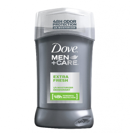 Dove Men + Care Deodorant Stick, Extra Fresh 3 oz [079400072177]