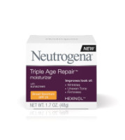 Neutrogena Triple Age Repair Moisturizer SPF 25 1.70 oz [070501052679]