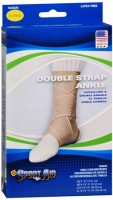 Sport Aid Double Strap Ankle Support XL 1 Each [763189016339]