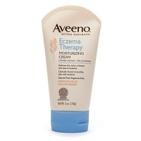 AVEENO Active Naturals Eczema Therapy Moisturizing Cream 5 oz [381371151059]