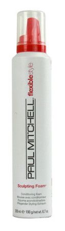 Paul Mitchell Flexible Style Sculpting Foam, 6.7 oz [090174450237]