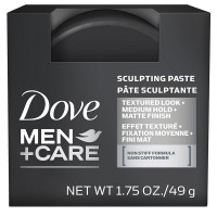 Dove Men + Care Sculpting Paste 1.75 oz [079400263919]