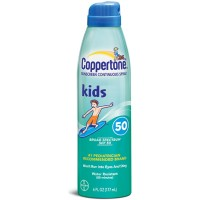 Coppertone Kids Sunscreen Continuous Spray SPF 50, 6 oz [041100001405]