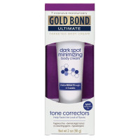 Gold Bond Ultimate Dark Spot Minimizing Body Cream 2 oz [041167050804]