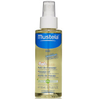Mustela Baby Massage Oil 3.71 oz [3504105025243]