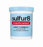 Sulfur8 Conditioner Light Formula, Anti-dandruff  7.25 oz [075610437102]