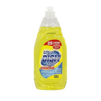 Home Select Ultra Dish Soap, 2 in 1 Lemon Fresh  25 oz [808829060973]