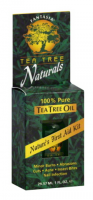 Fantasia Tea Tree Naturals 100% Pure Tea Tree Oil, 1 oz [011313025154]
