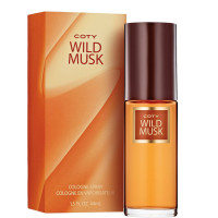 Coty Wild Musk Cologne Spray for Women 1.50 oz [031655052755]