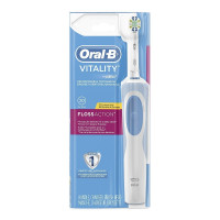 Oral-B Vitality FlossAction Rechargeable Battery Electric Toothbrush with Automatic Timer 1 ea [069055126691]