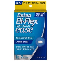 Osteo Bi-Flex Joint Health Ease Advanced Trial Tablets 7 ea [030768553012]