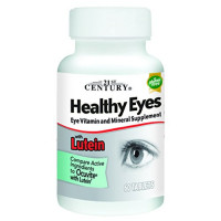 21st Century Healthy Eyes with Lutein Tablets 60 ea [740985274521]