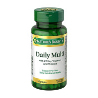 Nature's Bounty Daily Multi with 23 Key Vitamins And Minerals,  100 ea [074312765735]