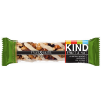 Kind Fruit & Nut Bar, 1.4 oz bars, Fruits & Nuts in Yogurt 12 bars [602652170072]