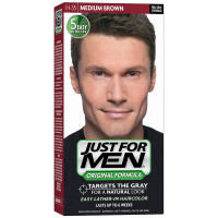 JUST FOR MEN Hair Color, Medium Brown 35, 1 ea [011509049339]