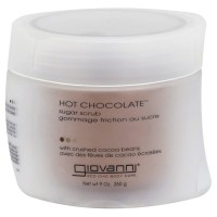 Giovanni Sugar Scrub, Hot Chocolate 9 oz [716237180759]