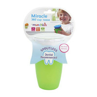 Munchkin Miracle 360° Cup 10 oz, Assorted Colors 1 ea [735282441424]