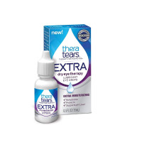 TheraTears Extra TM Dry Eye Therapy Lubricant Eye Drops, 0.5 oz [358790007151]