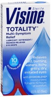 Visine Totality Multi-Symptom Relief Eye Drops 0.50 oz [342002209051]