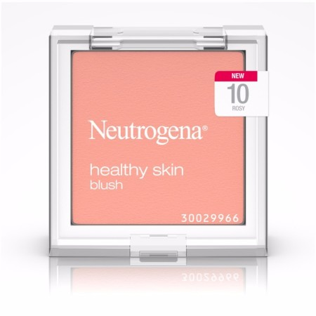 Neutrogena Healthy Skin Blush, Rosy [10] 0.19 oz [086800438212]