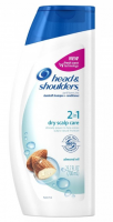 Head & Shoulders 2 In 1 Dry Scalp Care With Almond Oil Shampoo + Conditioner, 23.70 oz [037000012122]