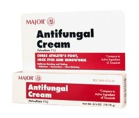 Major Antifungal 1 Strength Cream 15 Gram Tube - 1 ea [309040722362]