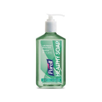 Purell Healthy Soap Cucumber Hand Sanitizer, 12 oz  [073852077698]