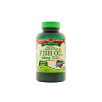 Nature's Truth 1000 Mg Omega-3 Fish Oil Softgels, 250 ea [840093100764]