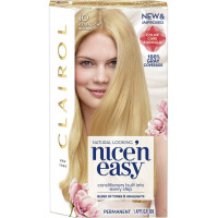 Nice 'n Easy Permanent Color Care Formula, [10] Extra Light Blonde 1 ea [070018117335]