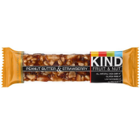 Kind Fruit & Nut Bar, 1.4 oz bars, Peanut Butter & Strawberry 12 bars [602652170188]