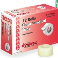 Dynarex Transparent Surgical Tape 1