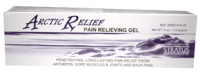 Arctic Relief External Gel, Natural Menthol  4 oz [358980615401]
